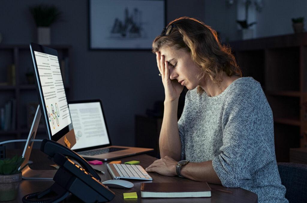 A kimerültség jelei, tünetei, megelőzése és kezelése