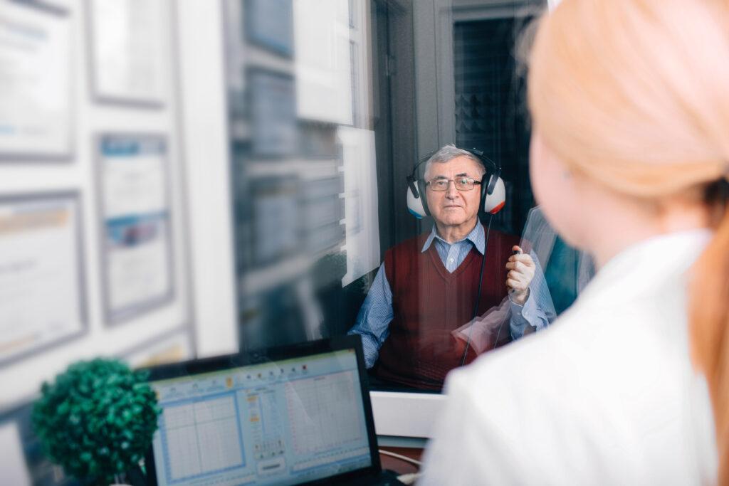 egészségügyi alkalmassági vizsgálat, hallásvizsgálat, üzemorvos